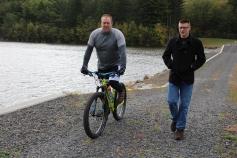 DnA, Dn'A Dual Duathlon, Owl Creek Reservoir, Tamaqua, 10-4-2015 (184)