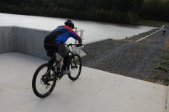 DnA, Dn'A Dual Duathlon, Owl Creek Reservoir, Tamaqua, 10-4-2015 (237)