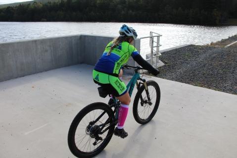 DnA, Dn'A Dual Duathlon, Owl Creek Reservoir, Tamaqua, 10-4-2015 (309)