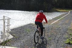DnA, Dn'A Dual Duathlon, Owl Creek Reservoir, Tamaqua, 10-4-2015 (350)