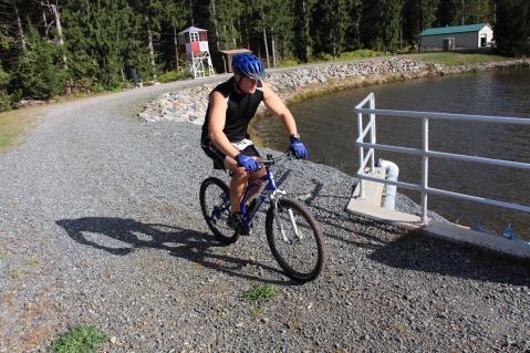 DnA, Dn'A Dual Duathlon, Owl Creek Reservoir, Tamaqua, 10-4-2015 (397)