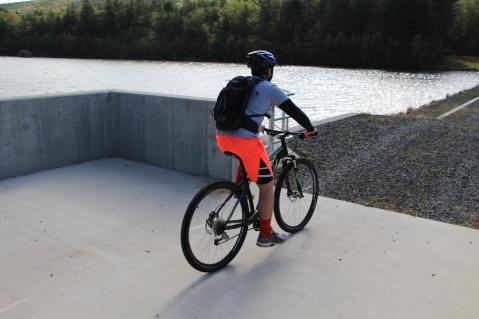 DnA, Dn'A Dual Duathlon, Owl Creek Reservoir, Tamaqua, 10-4-2015 (408)