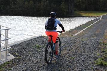 DnA, Dn'A Dual Duathlon, Owl Creek Reservoir, Tamaqua, 10-4-2015 (409)