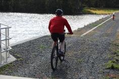 DnA, Dn'A Dual Duathlon, Owl Creek Reservoir, Tamaqua, 10-4-2015 (418)