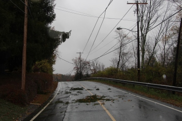 Downed Power Lines, Power Outage, Valley Street, Brockton, 10-28-2015 (48)