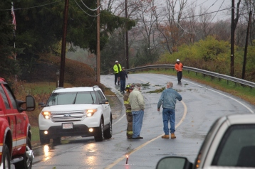 Downed Power Lines, Power Outage, Valley Street, Brockton, 10-28-2015 (57)