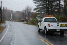 Downed Power Lines, PPL Repairs, Power Outage, Valley Street, Brockton, 10-28-2015 (20)