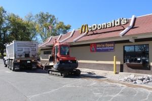 Drive Thru Construction, McDonalds, Hometown, 10-19-2015 (10)