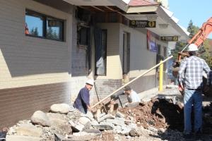 Drive Thru Construction, McDonalds, Hometown, 10-19-2015 (5)