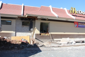 Drive Thru Construction, McDonalds, Hometown, 10-19-2015 (8)