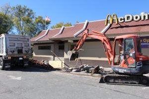 Drive Thru Construction, McDonalds, Hometown, 10-19-2015 (9)