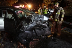Driver Flees Head-On Crash During Following Police Pursuit in Ryan Township, 10-4-2015 (29)