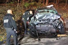 Driver Flees Head-On Crash During Following Police Pursuit in Ryan Township, 10-4-2015 (41)