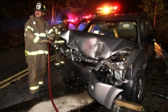 Driver Flees Head-On Crash During Following Police Pursuit in Ryan Township, 10-4-2015 (5)