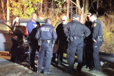 Driver Flees Head-On Crash During Following Police Pursuit in Ryan Township, 10-4-2015 (50)