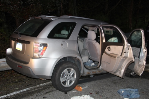 Driver Flees Head-On Crash During Following Police Pursuit in Ryan Township, 10-4-2015 (62)
