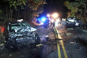 Driver Flees Head-On Crash During Following Police Pursuit in Ryan Township, 10-4-2015 (75)