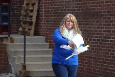 Egg Drop Challenge, 5th Grade, West Penn Elementary School, Tamaqua, 10-30-2015 (33)