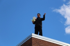 Egg Drop Challenge, 5th Grade, West Penn Elementary School, Tamaqua, 10-30-2015 (39)