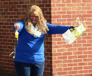 Egg Drop Challenge, 5th Grade, West Penn Elementary School, Tamaqua, 10-30-2015 (40) - Copy