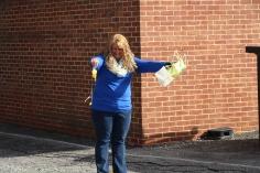 Egg Drop Challenge, 5th Grade, West Penn Elementary School, Tamaqua, 10-30-2015 (40)