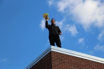 Egg Drop Challenge, 5th Grade, West Penn Elementary School, Tamaqua, 10-30-2015 (54)