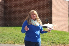 Egg Drop Challenge, 5th Grade, West Penn Elementary School, Tamaqua, 10-30-2015 (56)