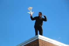 Egg Drop Challenge, 5th Grade, West Penn Elementary School, Tamaqua, 10-30-2015 (63)