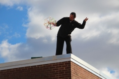 Egg Drop Challenge, 5th Grade, West Penn Elementary School, Tamaqua, 10-30-2015 (78)