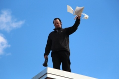 Egg Drop Challenge, 5th Grade, West Penn Elementary School, Tamaqua, 10-30-2015 (8)