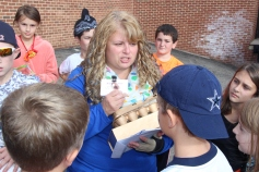 Egg Drop Challenge, 5th Grade, West Penn Elementary School, Tamaqua, 10-30-2015 (94)