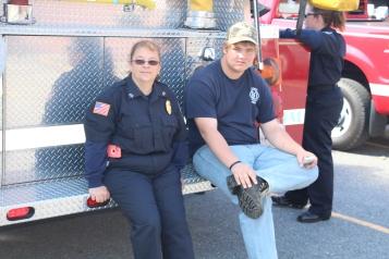 Fire Prevention Program, via Tamaqua Fire Dept, St Jerome School, Tamaqua, 10-6-2015 (11)