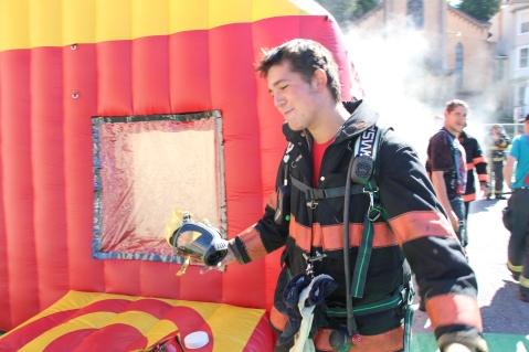 Fire Prevention Program, via Tamaqua Fire Dept, St Jerome School, Tamaqua, 10-6-2015 (21)