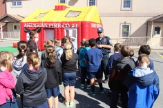 Fire Prevention Program, via Tamaqua Fire Dept, St Jerome School, Tamaqua, 10-6-2015 (3)