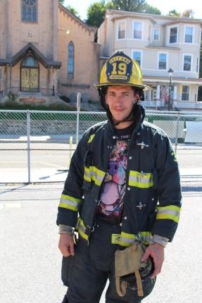 Fire Prevention Program, via Tamaqua Fire Dept, St Jerome School, Tamaqua, 10-6-2015 (30)