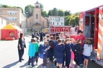 Fire Prevention Program, via Tamaqua Fire Dept, St Jerome School, Tamaqua, 10-6-2015 (32)