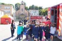 Fire Prevention Program, via Tamaqua Fire Dept, St Jerome School, Tamaqua, 10-6-2015 (32)