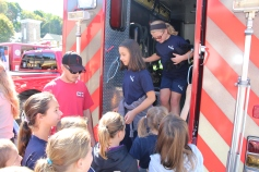Fire Prevention Program, via Tamaqua Fire Dept, St Jerome School, Tamaqua, 10-6-2015 (34)