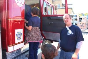 Fire Prevention Program, via Tamaqua Fire Dept, St Jerome School, Tamaqua, 10-6-2015 (39)