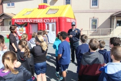 Fire Prevention Program, via Tamaqua Fire Dept, St Jerome School, Tamaqua, 10-6-2015 (4)