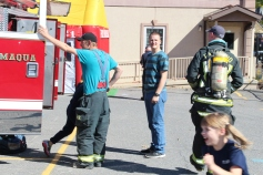 Fire Prevention Program, via Tamaqua Fire Dept, St Jerome School, Tamaqua, 10-6-2015 (50)