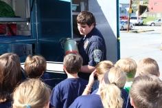 Fire Prevention Program, via Tamaqua Fire Dept, St Jerome School, Tamaqua, 10-6-2015 (59)