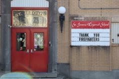Fire Prevention Program, via Tamaqua Fire Dept, St Jerome School, Tamaqua, 10-6-2015 (66)