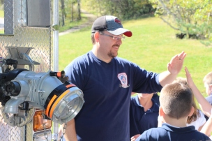 Fire Prevention, via Tamaqua Fire Department, Tamaqua Elementary School, Tamaqua, 10-5-2015 (102)