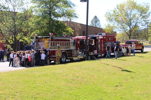 Fire Prevention, via Tamaqua Fire Department, Tamaqua Elementary School, Tamaqua, 10-5-2015 (103)