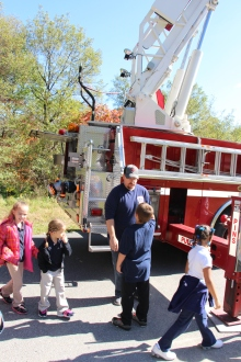 Fire Prevention, via Tamaqua Fire Department, Tamaqua Elementary School, Tamaqua, 10-5-2015 (105)