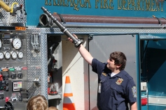 Fire Prevention, via Tamaqua Fire Department, Tamaqua Elementary School, Tamaqua, 10-5-2015 (45)