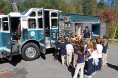 Fire Prevention, via Tamaqua Fire Department, Tamaqua Elementary School, Tamaqua, 10-5-2015 (46)