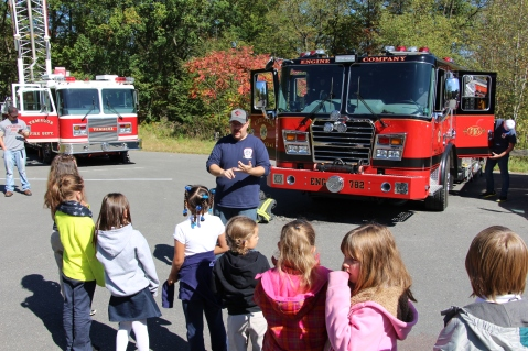 Fire Prevention, via Tamaqua Fire Department, Tamaqua Elementary School, Tamaqua, 10-5-2015 (51)