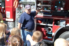 Fire Prevention, via Tamaqua Fire Department, Tamaqua Elementary School, Tamaqua, 10-5-2015 (57)